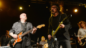 Dave Grohl's Sound City Players Tear It Up at Sundance