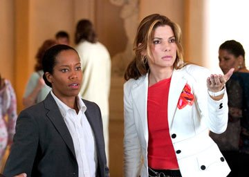Regina King and Sandra Bullock in Warner Bros. Pictures' Miss Congeniality 2: Armed and Fabulous