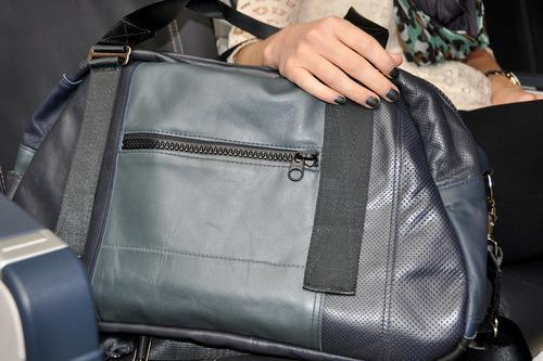 You Sat On My Bag! Airplane Turns Seats Into Carry-Ons
