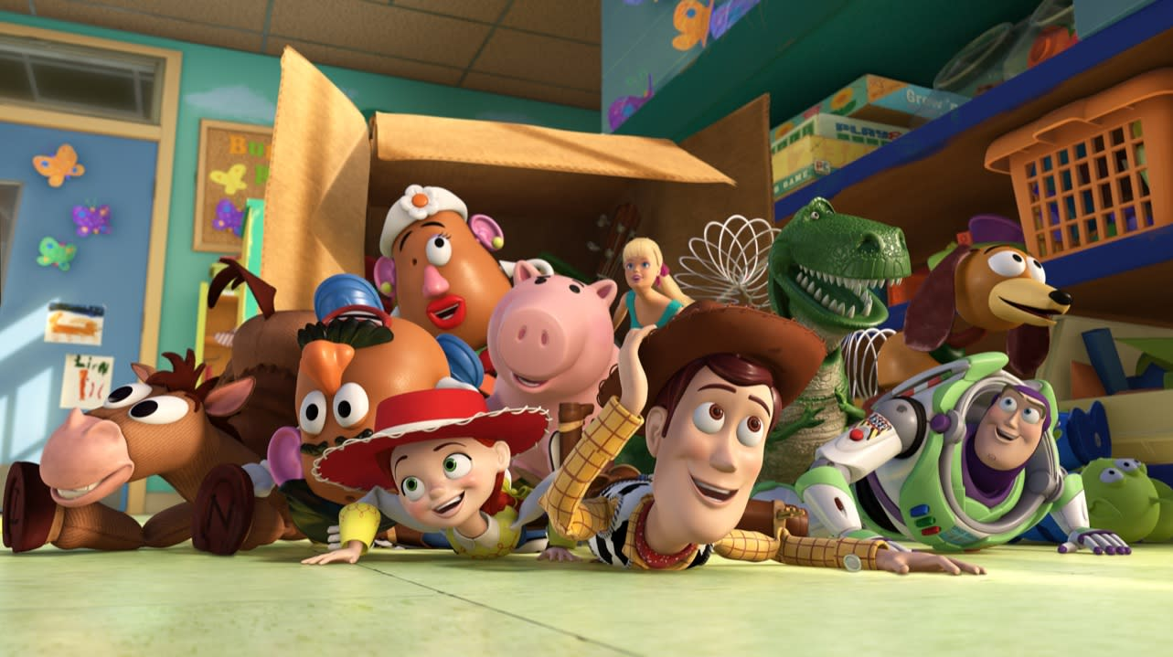Pixar Boss: 'Toy Story 4′ Will Be a 'Romantic Comedy'