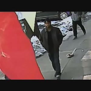 Surveillance Video Of Man Wanted In Shooting On East 169th Street In The Bronx