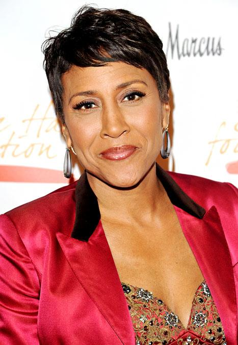 Robin Roberts Taking a Break from Good Morning America Before Transplant
