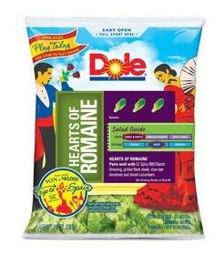 """Dole(R) Salads' Taste of Spain Initiative Sparks Consumers' Culinary """"Ole"""""""