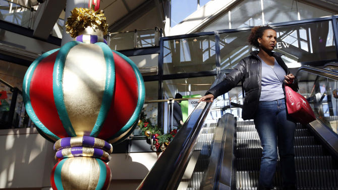 Shoppers found bigger sales, smaller crowds