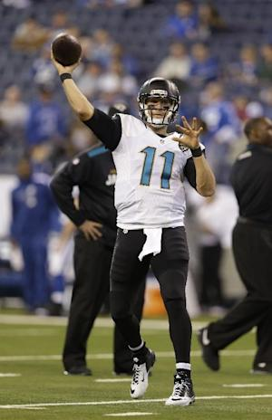49ers to acquire QB Blaine Gabbert from Jaguars