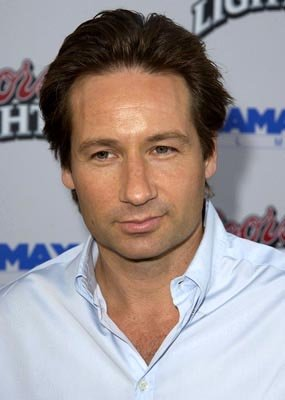 Premiere: David Duchovny at the Beverly Hills premiere of Miramax's Full Frontal - 7/23/2002