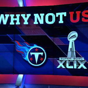 Why not us? : Tennessee Titans