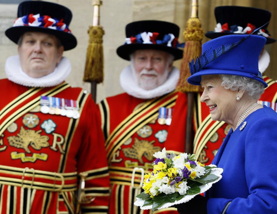 British queen's funding rises by $7.6 million
