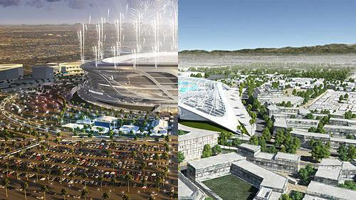 The NFL Has No Idea Which Team and Stadium Will Bring Football Back to Los Angeles