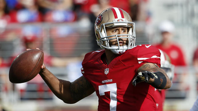 Seahawks, 49ers meet for 1st time this season