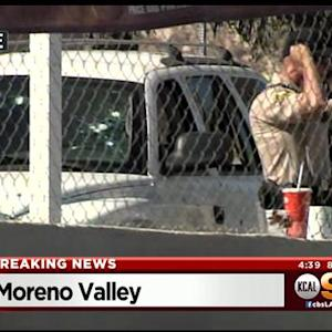Woman Fatally Shot, Riverside Deputy Injured Nearby