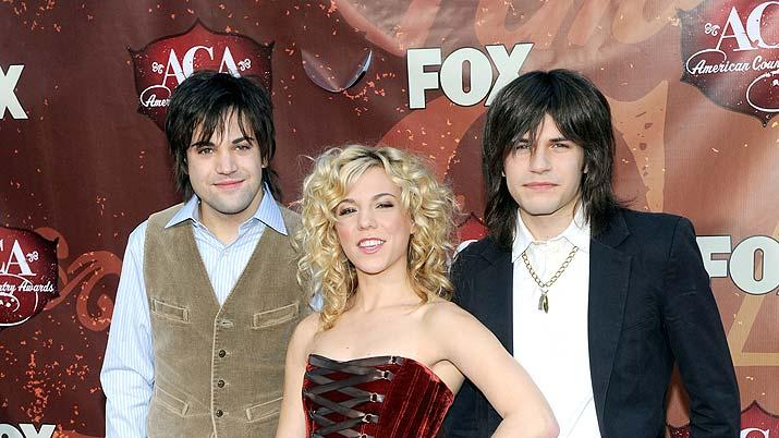 The Band Perry Amrcn Cntry Aw