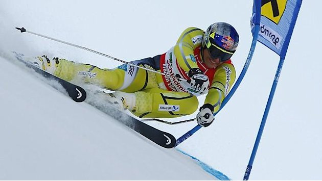 Alpine Skiing - Men's Lenzerheide downhill: LIVE