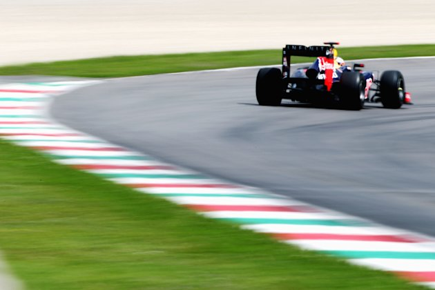 Formula 1 Teams Take Part In In-Season Testing