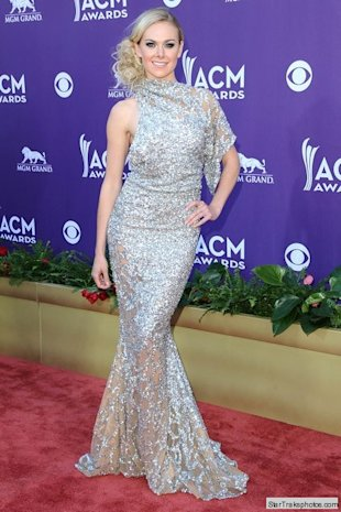 laura bell bundy acm 2012
