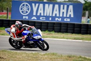 YZF R-15 One Make Championship race