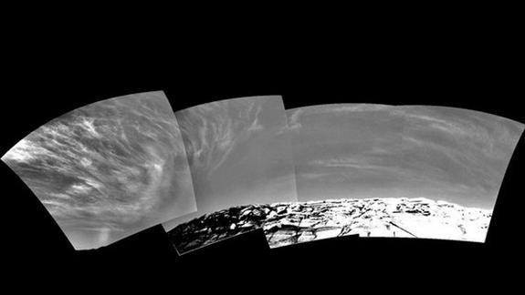 Scientists Cook Up Mars-Like Clouds On Earth In Former Nuclear Reactor