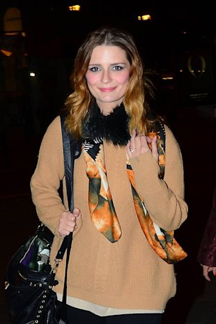 Is Mischa Barton Engaged?