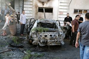 Witnesses in Gaza on July 19, 2015 said the explosions…