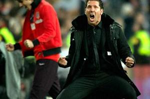 Simeone calls for patience against Barca