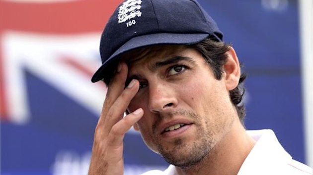 England captain Alastair Cook (Reuters)