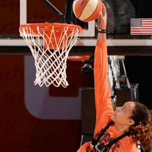 Through Her Eyes: Brittney Griner's Dunk