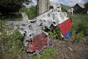 Shrapnel damage on Malaysia plane consistent with missile …