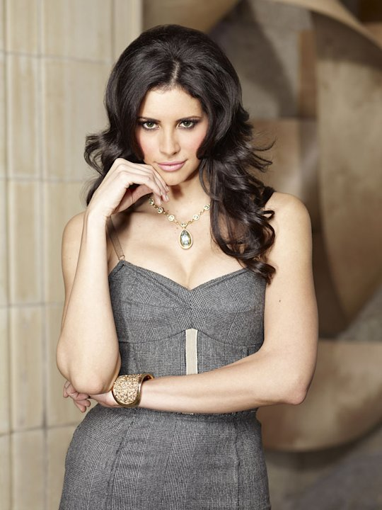 "Hope Dworaczyk competes in ""The Celebrity Apprentice."""