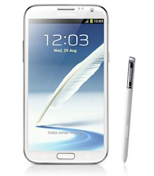 Samsung confirms Galaxy Note II to launch on all major carriers by mid-November