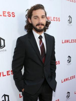 Shia LaBeouf in Talks to Join Brad Pitt in 'Fury'