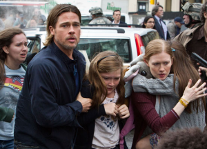 Box Office: 3D Hits New Low Domestically With 'World War Z,' 'Monsters University'