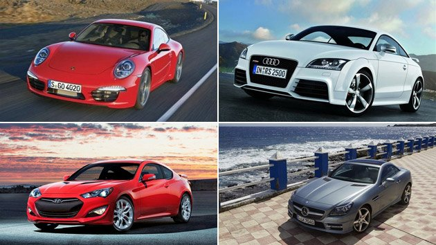 10 fast and fuel-frugal sports cars
