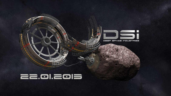 New Asteroid-Mining Venture to Be Unveiled Tuesday