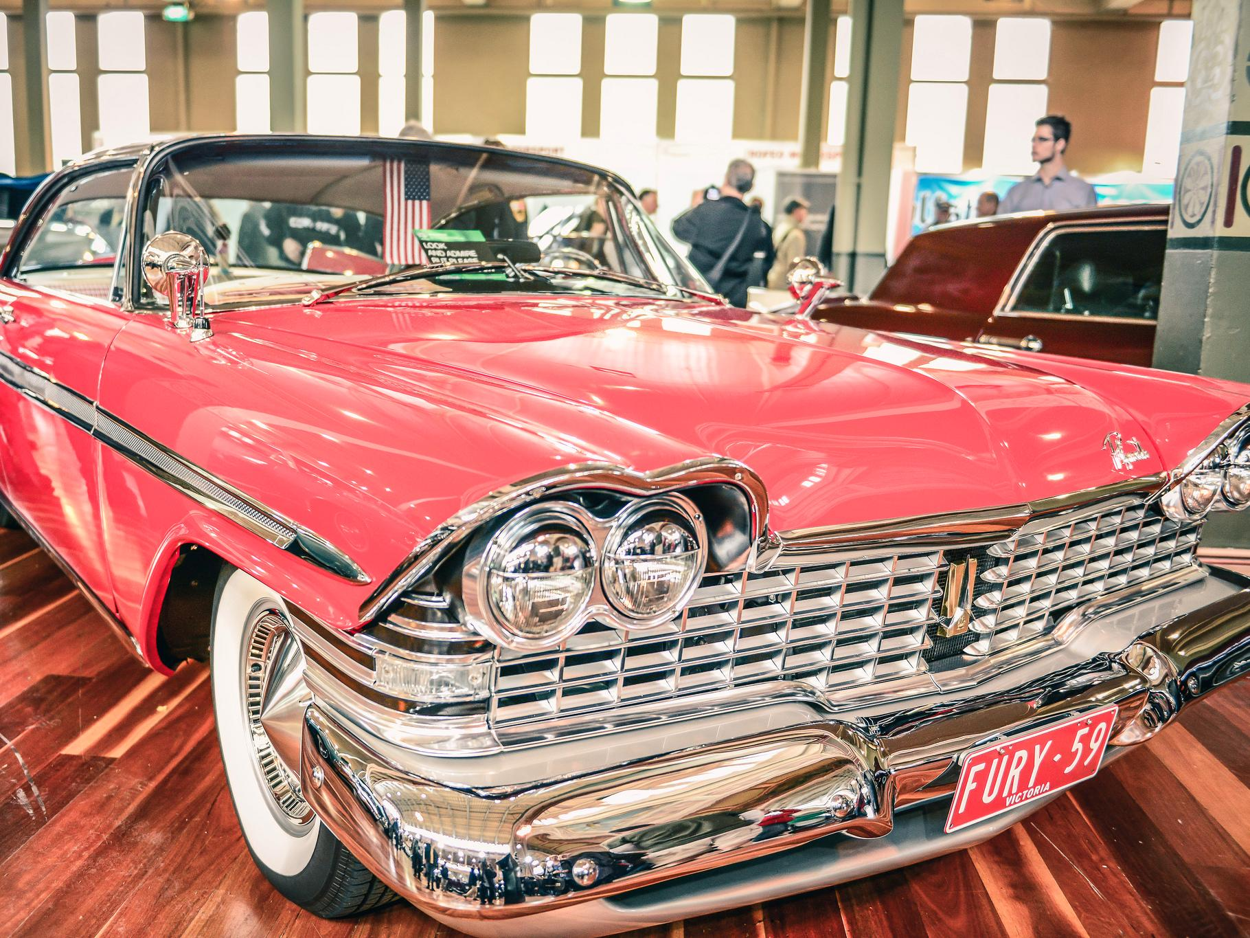 US auto sales are near a record high