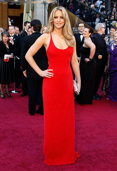 At the 2011 Oscars