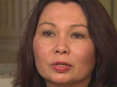 Duckworth: Women in Combat 'Good for the Nation'