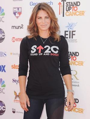 Jillian Michaels attends Stand Up To Cancer at The Shrine Auditorium in Los Angeles on September 7, 2012 -- Getty Premium