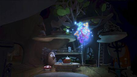 """Handout image from the 3D virtual reality film """"Henry"""""""