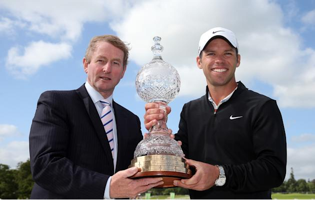 Irish Open - Day Four