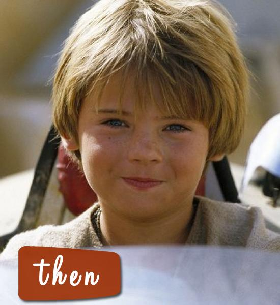 Jake Lloyd - Then