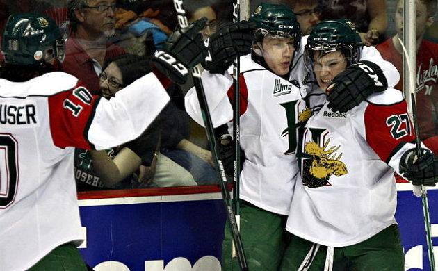 CHL: Halifax Mooseheads' Jonathan Drouin Nets 5 Points In Game 1 Win - Saturday's 3 Stars