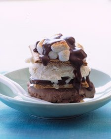 S'more, Please Sundaes
