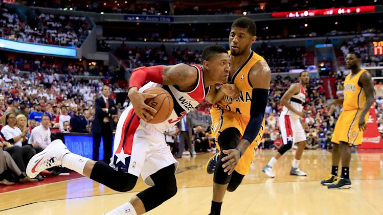 Indiana Pacers v Washington Wizards - Game Six