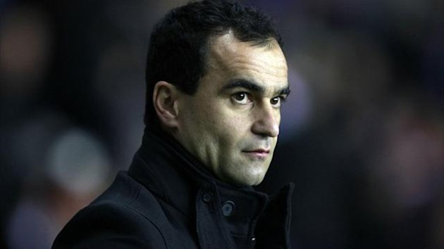 Roberto Martinez is having to contend with a number of injuries this season
