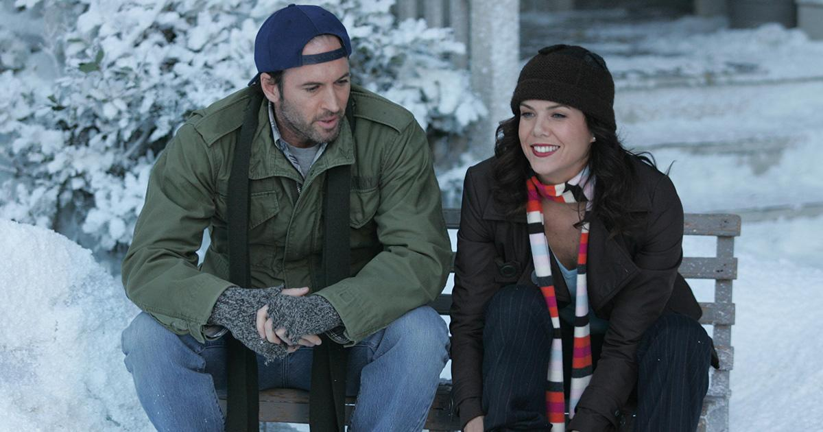 """This latest """"Gilmore Girls"""" teaser will hit you right in the feels"""
