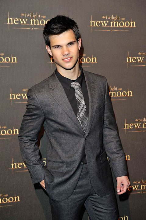 Lautner Taylor Twilight Lndn Pr