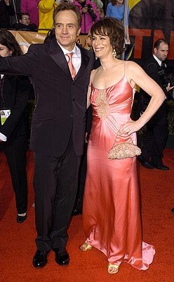 Bradley Whitford and Jane Kaczmarek Screen Actors Guild Awards 2/22/2004