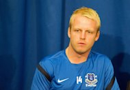 Steven Naismith has already agreed to join Everton