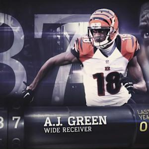 'Top 100 Players of 2015': No. 37 A.J. Green