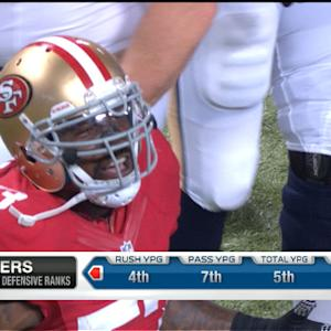 How will the San Francisco 49ers replace linebacker NaVorro Bowman?